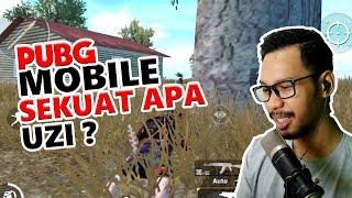 UZI LATE GAME BERBAHAYA - PUBG MOBILE INDONESIA