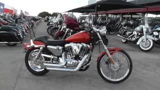 3. 138592 - 2002 Harley Davidson Sportster 1200 Custom   XL1200C - Used motorcycles for sale