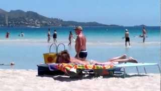 Port d'Alcudia Spain  city photos gallery : Alcudia beach, Majorca Port d'Alcudia