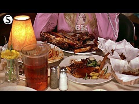 White Chicks Restaurant Scene