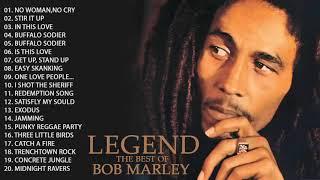 Video Bob Marley Greatest Hits Full Album   Bob Marley Legend Songs MP3, 3GP, MP4, WEBM, AVI, FLV November 2018