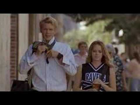 One Tree Hill Lucas and Haley deleted scene 407