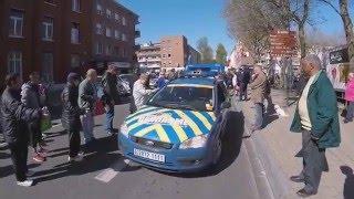 Video Départ des 4 Jours de Dunkerque 2016 La caravane publicitaires MP3, 3GP, MP4, WEBM, AVI, FLV Oktober 2017
