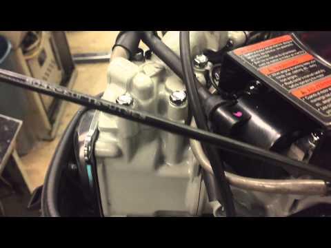 дистанционное управление лодочным мотором судзуки