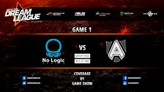NLG vs Alliance, game 1