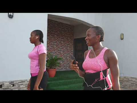 UCHENANCY DAUGHTERS ABANDONS HER DURING THEIR MORNING WORKOUT SESSION