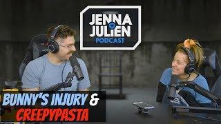 Video Podcast #244 - Bunny's Injury and Creepypasta MP3, 3GP, MP4, WEBM, AVI, FLV Agustus 2019