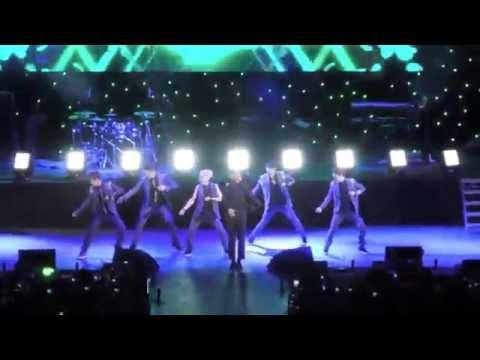 140503 EXO M - Overdose @ Hollywood Bowl (12th Korean Music Festival)