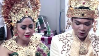 DETA PRODUCTION BALI WEDDING WILLY  N DITA