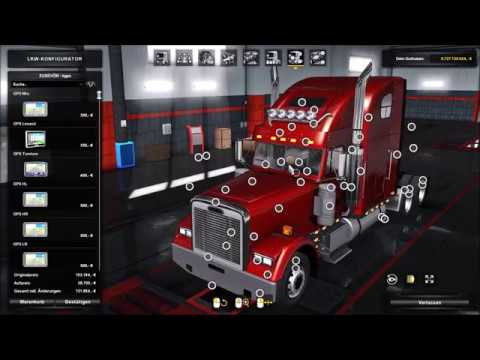 Freightliner Classic XL 2 version 11.02.19
