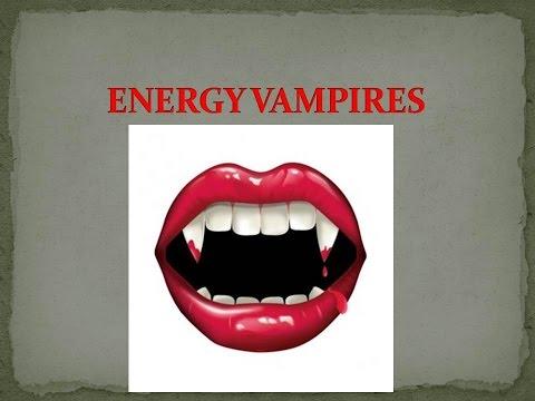 il vampirismo energetico - come difendersi