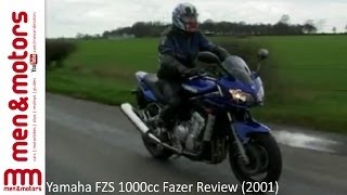 7. Yamaha FZS 1000cc Fazer Review (2001)