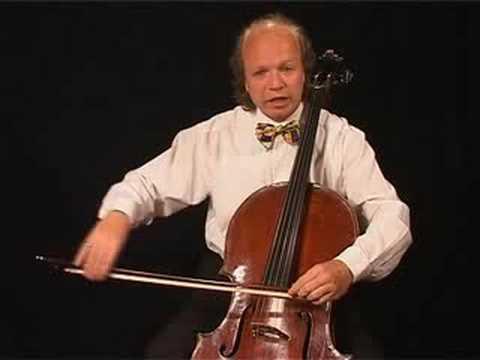 Cello Lesson 1 - Beginners Part1