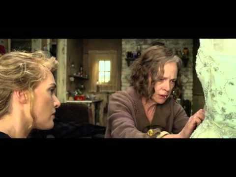 The Dressmaker clip:  Molly Helps Tilly Make A Dress