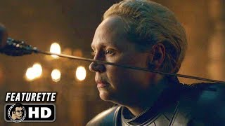 GAME OF THRONES S08E02 Official Featurette (HD) Gwendoline Christie Series by Joblo TV Trailers
