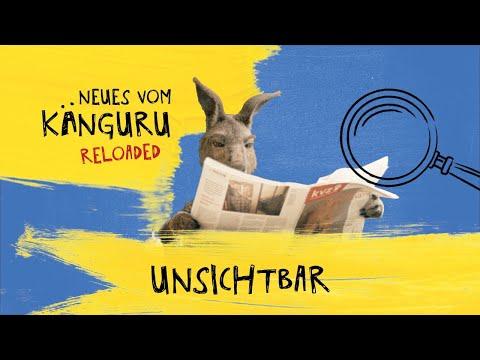 Unsichtbar | Neues vom Känguru reloaded mit Marc-Uwe Kling