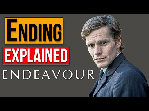 Ending Explained! ENDEAVOUR Season 7   Review   PBS