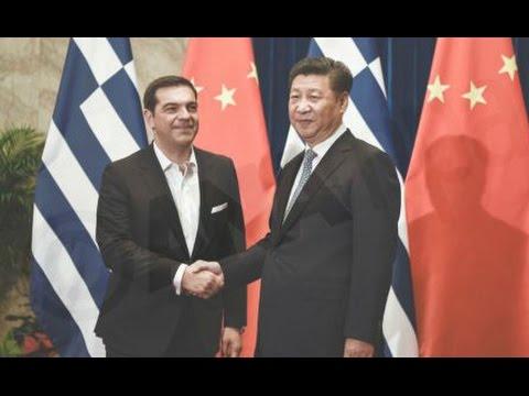«Η Ελλάδα είναι στρατηγικός εταίρος και ο πιο αξιόπιστος φίλος της Κίνας στην ΕΕ»