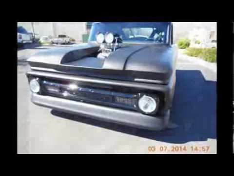 Chevy 5150 Pro Street C10 Drag Truck the Ultimate Street Outlaw