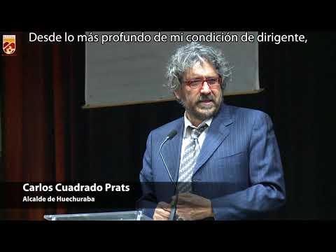 El Alcalde Carlos Cuadrado Prats encabezó la celebración del Día del Dirigente Social y Comunitario que se realizó en Espacio Riesco.