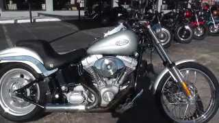7. 080979 - 2006 Harley Davidson Softail Standard FXSTI - Used Motorcycle For Sale