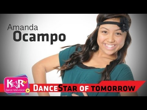 DanceStar of Tomorrow : Amanda Ocampo