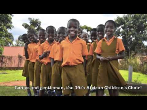 African Children's Choir Film