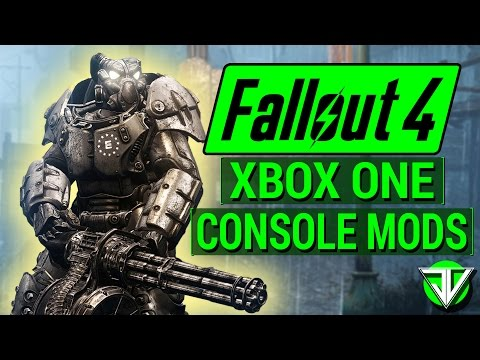 Fallout 4 new console mods release date announced xbox one mods details and info free video - What consoles will fallout 4 be on ...