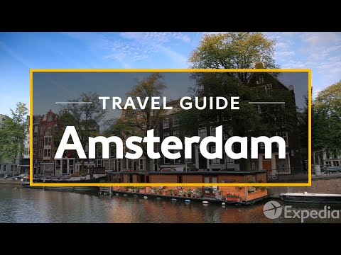 Amsterdam Vacation Travel Guide