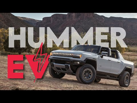 Hummer EV... ALL you NEED to KNOW