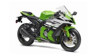 5. 2015 Kawasaki Ninja ZX 10R 30th Anniversary Edition