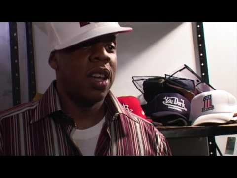 Exclusive Jay Z Interview  behind the Scenes from Change Clothes Videoshoot Part 1