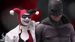 The BATMAN DATING GAME with Harley Quinn, Joker, Catwoman, and Poison Ivy