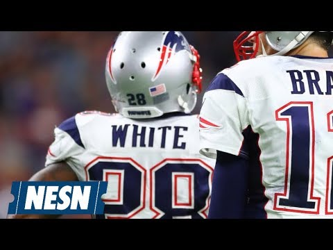 Video: Patriots Pick White Jerseys For Super Bowl LII, Here's Why