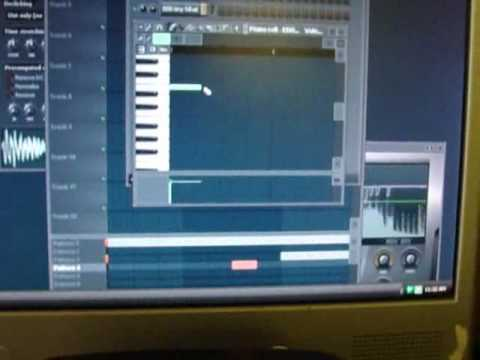 Fl studio 9 beat tutorial by north bay ridaz