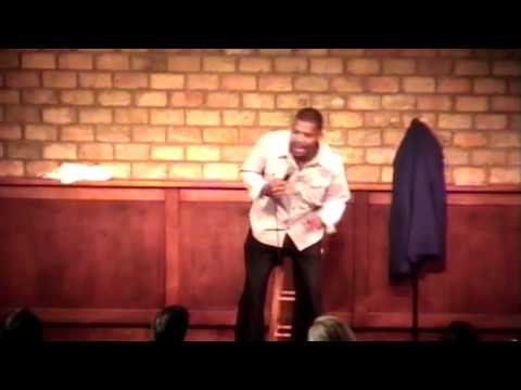 Comedian Bam-Bamm Stand Up