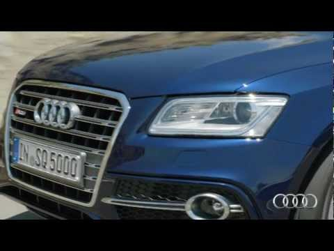 0 Audi SQ5 TDI   First S Performance Model with Diesel Engine