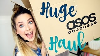 Huge Holiday ASOS Haul & Try On Previous Video: http://bit.ly/28JisWB Check Out My Vlogs: http://bit.ly/1K4Se0H Items ...