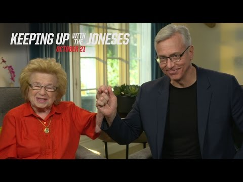 Keeping Up with the Joneses (Featurette 'Dr. Drew and Dr. Ruth')