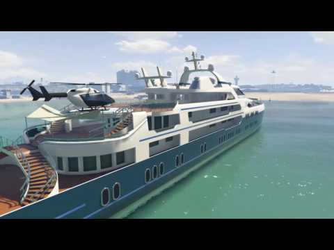 Cowboy-Scottyboy's yacht and office tour