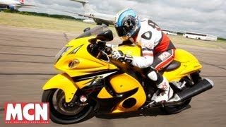 5. 2013 Suzuki Hayabusa | First Rides | Motorcyclenews.com