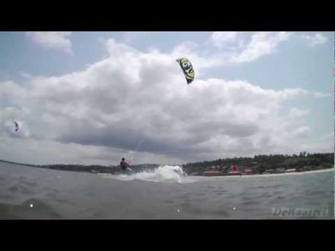 Kitesurfing - A great compilation of Extreme Kitesurfing in HD from the Professional Kite(board) Riders Association 2011. Join me on Facebook: http://www.facebook.com/DeRa...