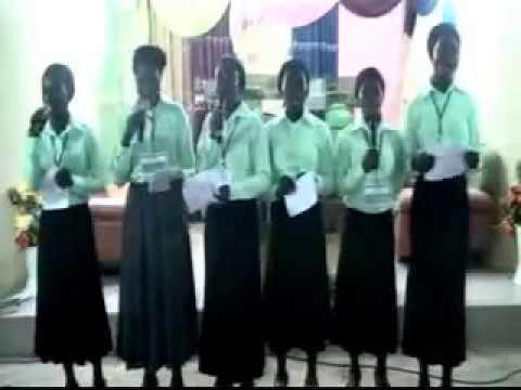 I NEED TO KNOW MORE ABOUT JESUS, HOLINESS REVIVAL MOVEMENT CHOIR