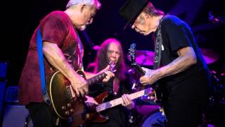 Neil Young & Crazy Horse - Copenhagen 2014 - Full Show