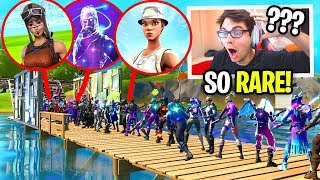 Video I Hosted a RARE SKINS ONLY Fortnite Fashion Show for $100... (EVERY SKIN WAS RARE!) download in MP3, 3GP, MP4, WEBM, AVI, FLV January 2017