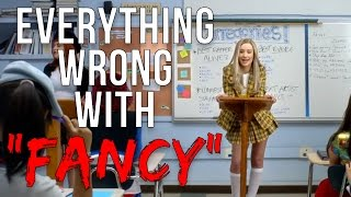 "Video Everything Wrong With Iggy Azalea - ""Fancy"" MP3, 3GP, MP4, WEBM, AVI, FLV Juni 2019"