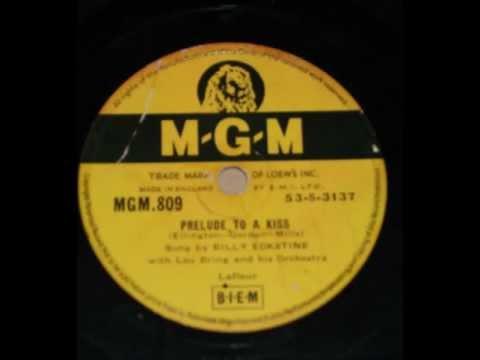 Tekst piosenki Billy Eckstine - Prelude To A Kiss po polsku
