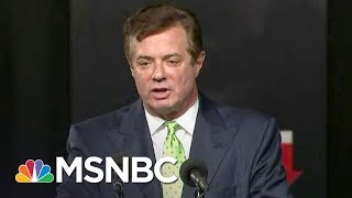 Potential Bombshell In Paul Manafort Notes On Donald Trump Jr. Meeting | The Last Word | MSNBC