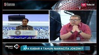 Video Tanggapi Pangi Syarwi, Razman: Jokowi Melambung Tinggi Memajukan Indonesia - iNews Pagi 22/10 MP3, 3GP, MP4, WEBM, AVI, FLV Oktober 2018