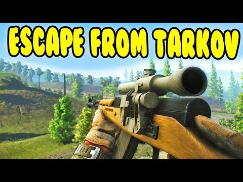 Download Escape From Tarkov Silent Sniper Video 3GP Mp4 FLV HD Mp3
